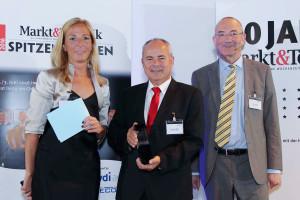 Gruppenbild der Preisträger